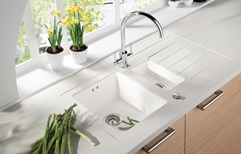 How to Clean an Acrylic Sink