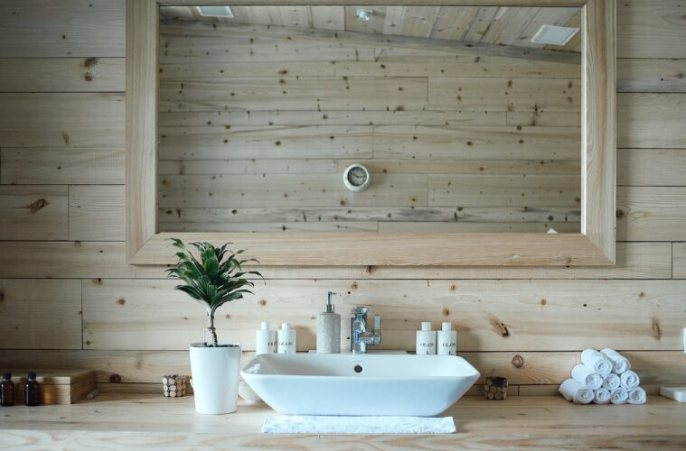 How to Center a Bathroom Sink